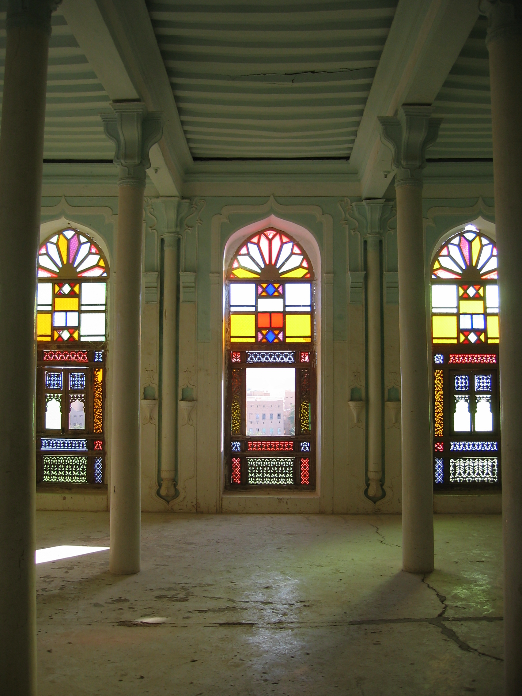 Tarimi Mansions Preservation Project
